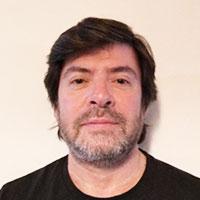 Antropólogo. Patricio Medina H.